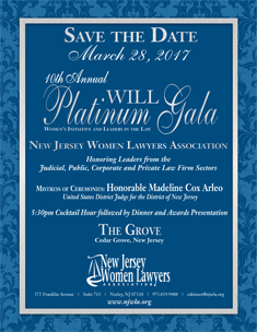 2017 WILL Platinum Gala