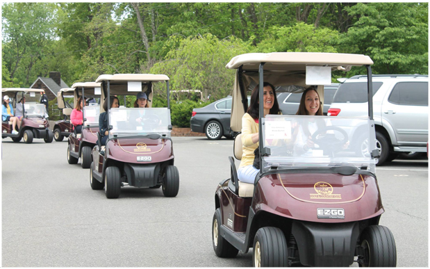 2015 FORE Ladies Only Golf Outing
